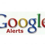 Google Alerts – להיות בעניינים עם גוגל אלרטס